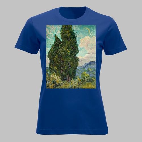 Cipressen door Vincent van Gogh