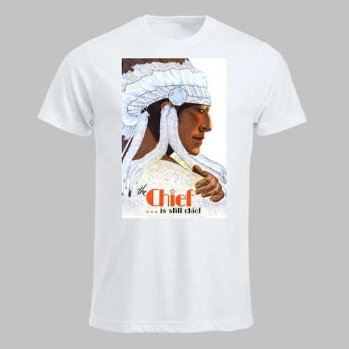 Santa Fe trail - Indian Chief
