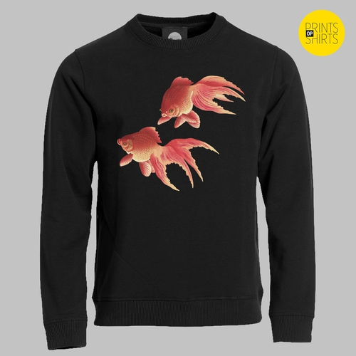 Oranje goudvissen