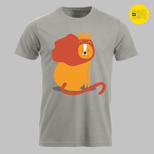 Leeuw met kroon