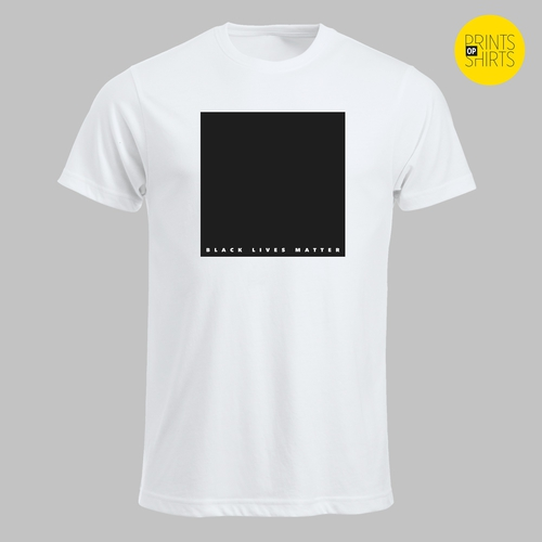 Black lives matter T-shirt 1