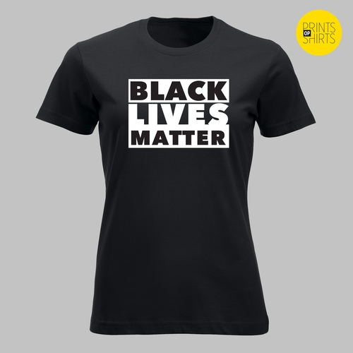 Black lives matter T-shirt 3