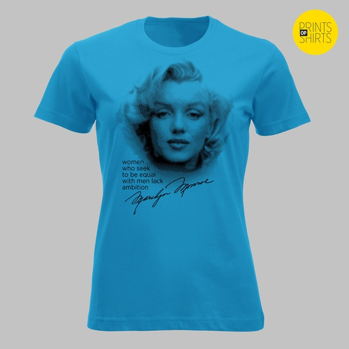 Marilyn Monroe een feminist?