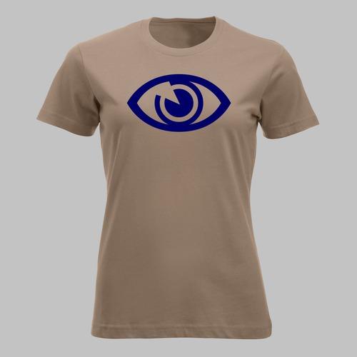 Oog op jou t-shirt