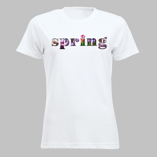 Spring is in the air! Lente shirt