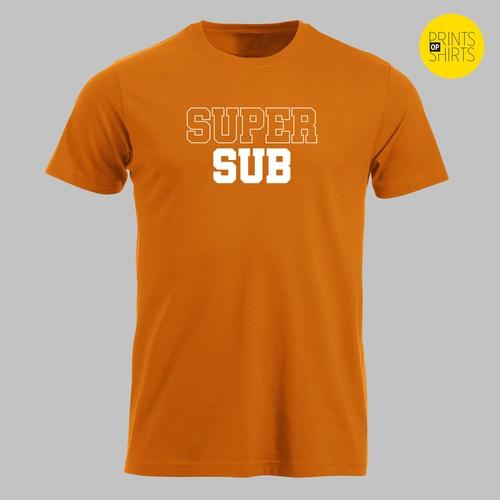 EK voetbal 2021 - Super Sub