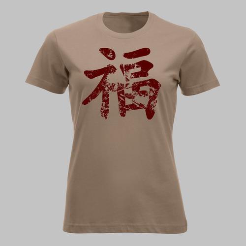 Chinese karakter voor geluk