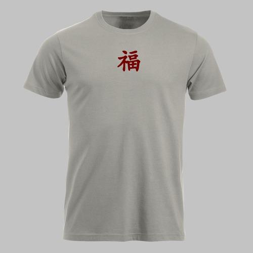 Chinese karakter voor geluk - klein