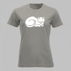 De tevreden kat shirt