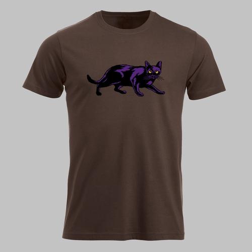 Zwarte Kat (paars)