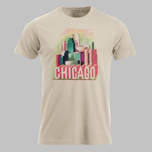 Vintage poster Chicago