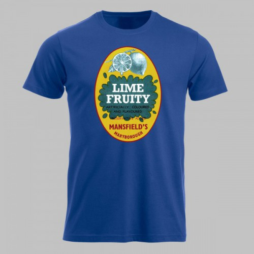Lime Fruity vintage shirt