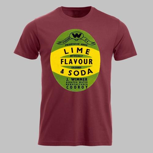 Vintage limonade logo