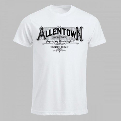 Allentown Pennsylvania 1885