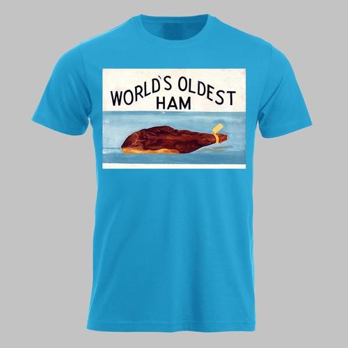 World's Oldest Ham