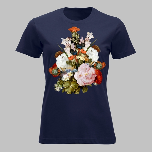 Bloemen - Bouquet di fiori van R. Savery